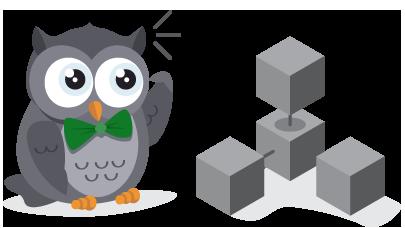 Blockchain - Crypto Review Icon